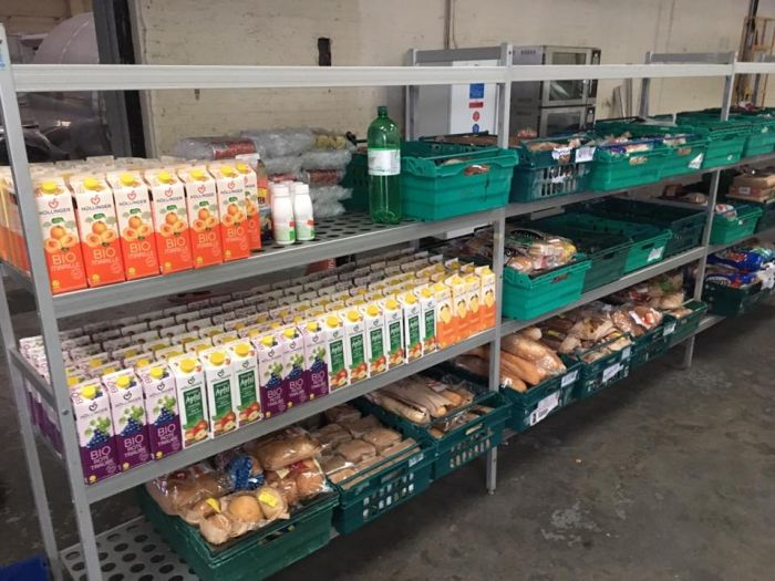 В Великобритании открылся магазин пищевых отходов (13 фото)