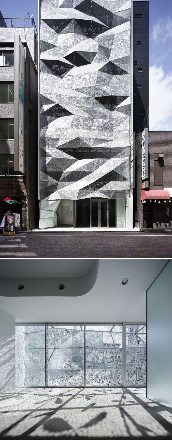 Многообразие современной японской архитектуры (30 фото)