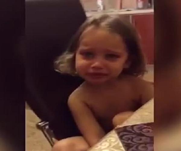 Девочка жалуется на некрасивого папу
