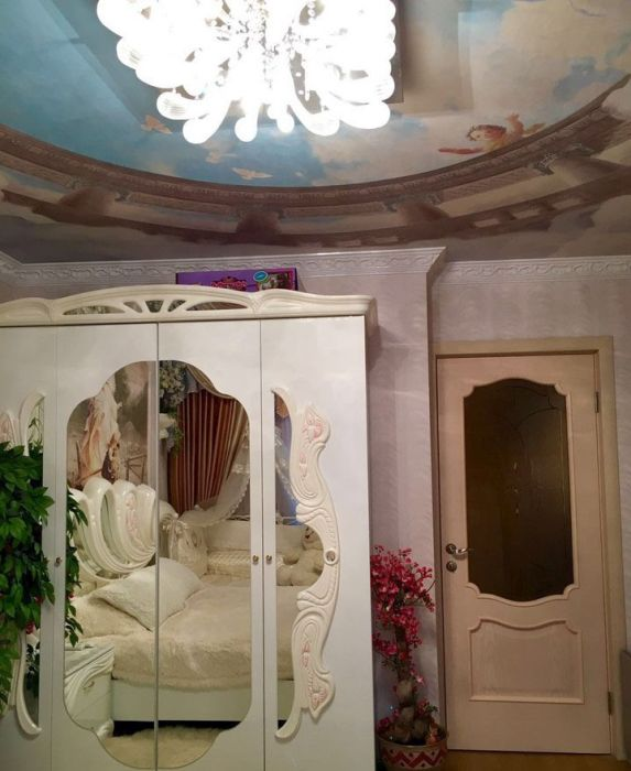 Райская квартира на окраине Москвы (39 фото)
