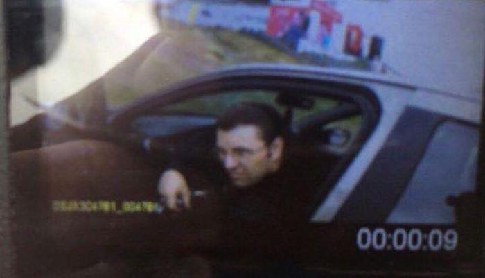 В Днепре бывший боец батальона «Торнадо» застрелил двоих полицейских (4 фото + видео)