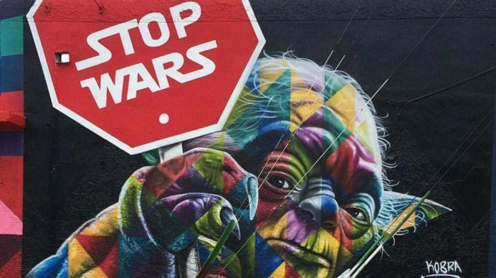 Рисунки уличных художников из разных стран мира (20 фото)