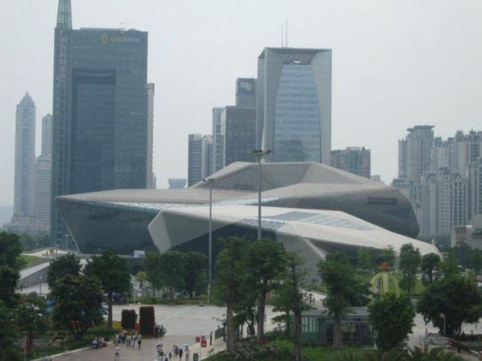 Грандиозные проекты китайских строителей (20 фото)