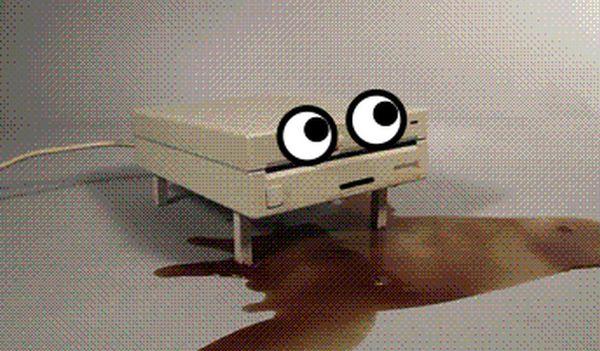 Забавные анимированные гифки (10 гифок)