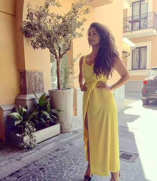 Модель plus-size Паола Торренте заняла второе место на конкурсе красоты в Италии (23 фото)