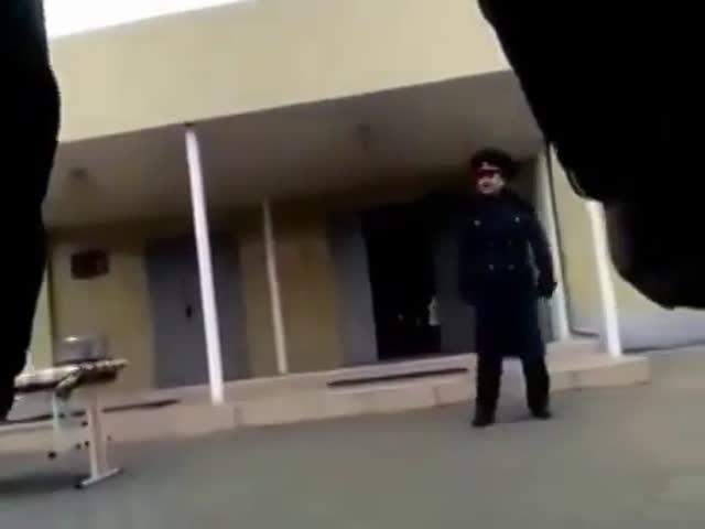 Правила поведения в армейской столовой для мусульман
