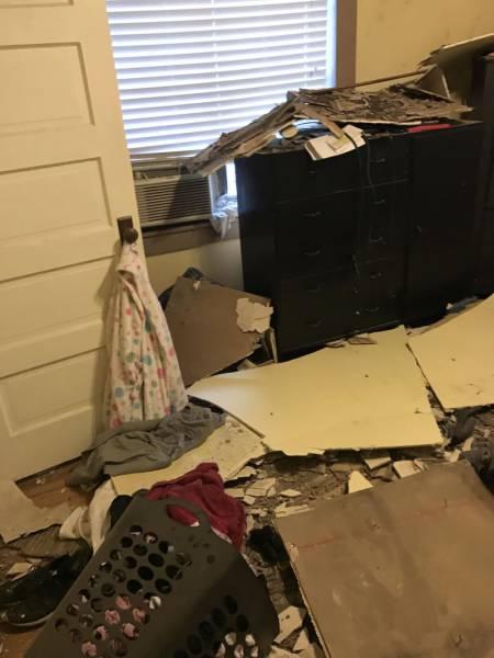 Чем опасно ветхое жилье (13 фото)