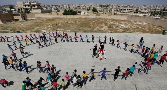 Игры сирийских детей (15 фото)