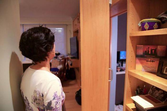 Тайная комната в квартире (15 фото)