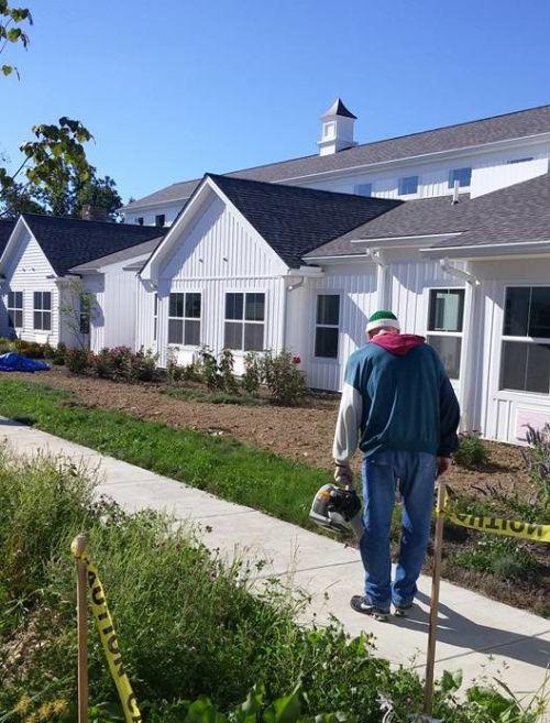Необычный дом престарелых в штате Огайо (8 фото)