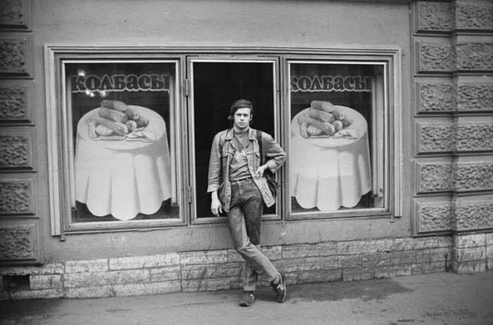 Звезды советского рока на фото Игоря Мухина (41 фото)