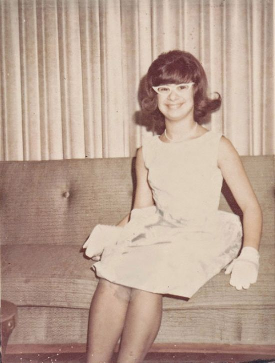 Популярные женские прически 60-х годов XX века (17 фото)