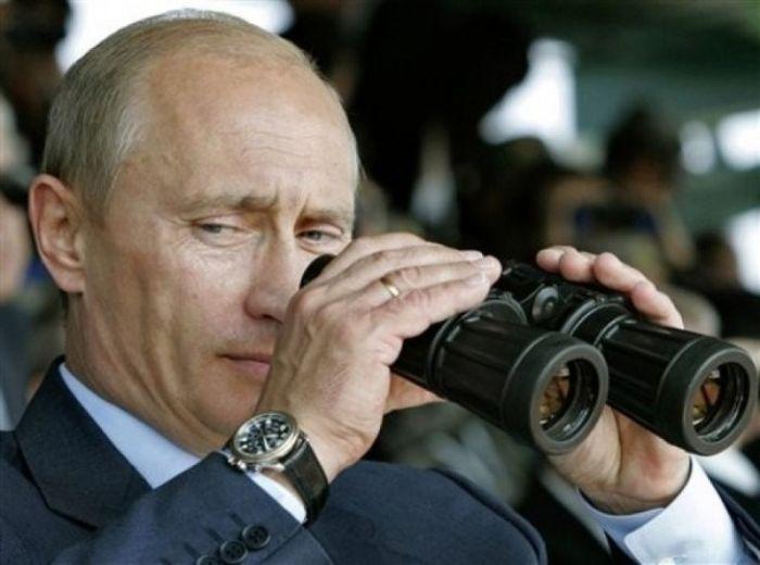 Малоизвестные факты из жизни Владимира Путина (49 фото)
