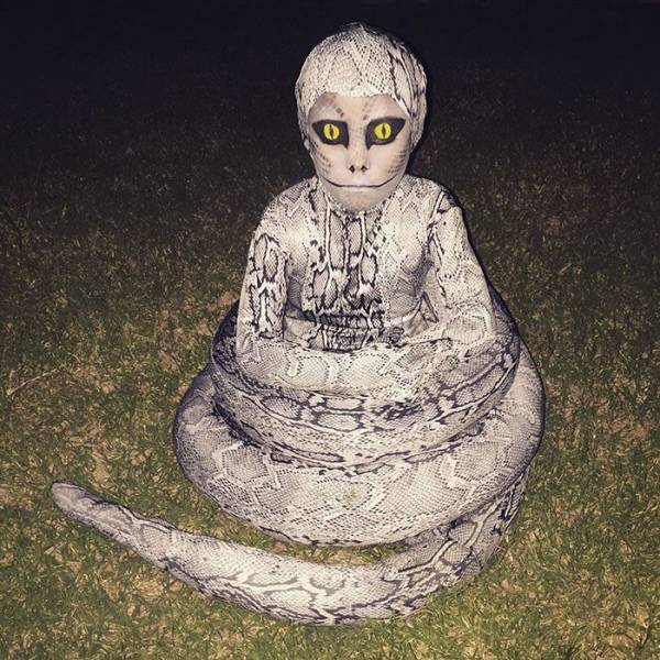 Костюмы для Хэллоуина (36 фото)