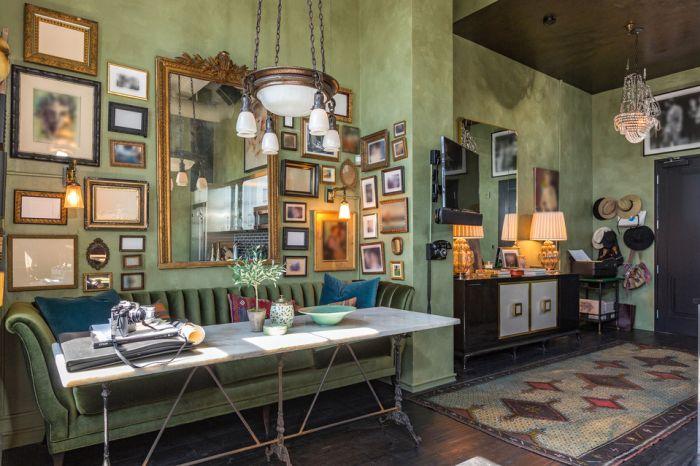 Джонни Депп выставил на продажу арт-пентхаус за 12,78 млн долларов (14 фото)