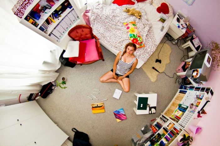 Как выглядят комнаты жителей разных уголков планеты (30 фото)
