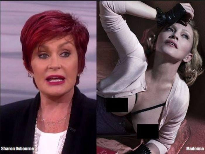 Знаменитые женщины, которых ненавидят (44 фото)