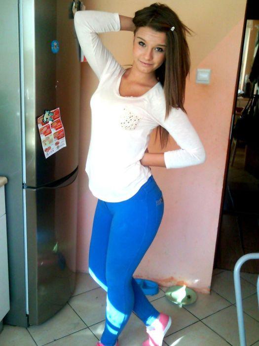 Польские красавицы из социальных сетей (40 фото)