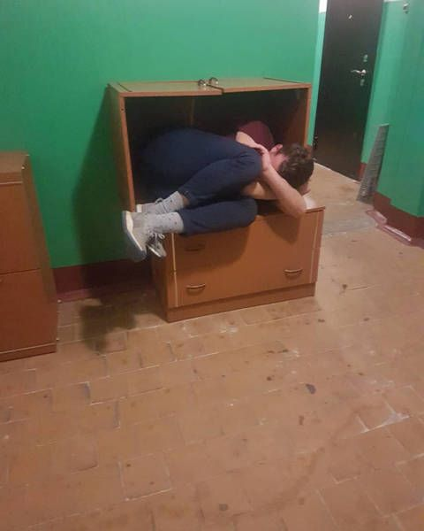 Пьяный угар (35 фото)