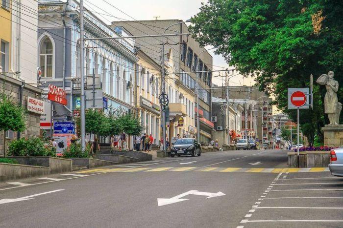 Самым благоустроенным городом России стал Ставрополь (18 фото)