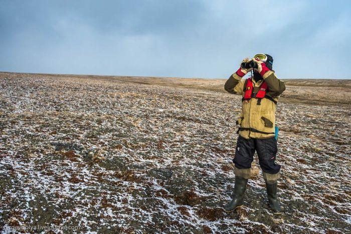 По следам экспедиции «Карлук» (30 фото)