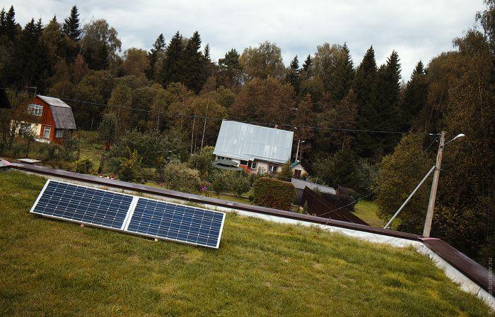 Вся правда об эффективности солнечных панелей (10 фото)
