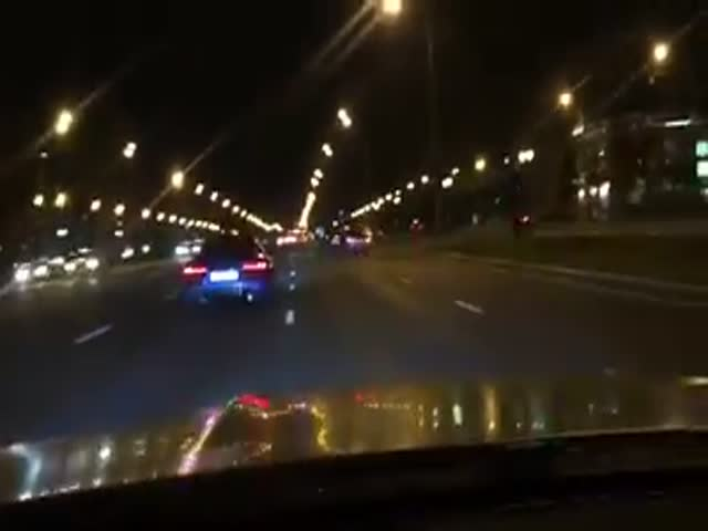 Стритрейсерша Мара Багдаcарян опубликовала видео с опасным дрифтом