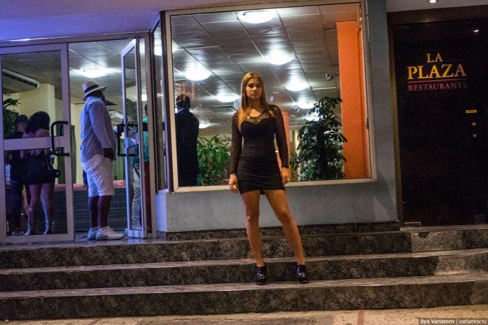 Проститутки куба цены