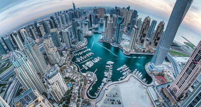 Впечатляющая роскошь Дубая (49 фото)