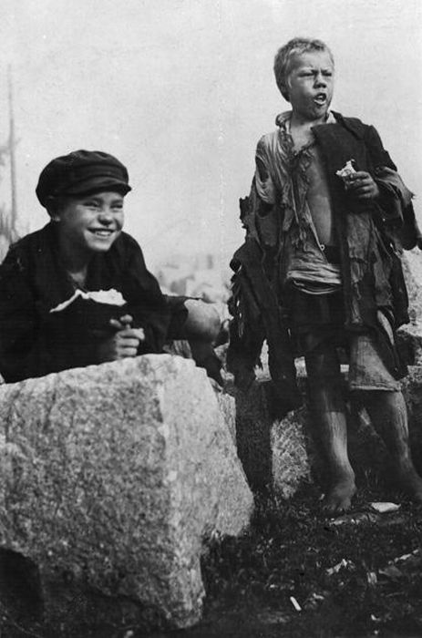 besprizorniki 02 Soviet homeless 20s (21 photos)