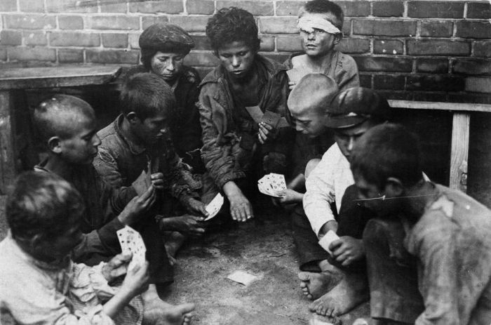 besprizorniki 04 Soviet homeless 20s (21 photos)