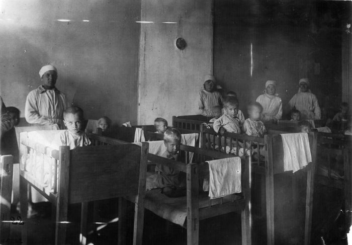 Советские беспризорники 20-х годов (21 фото)