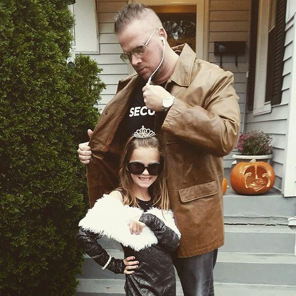 Отцы и дочери готовятся к Хэллоуину (37 фото)