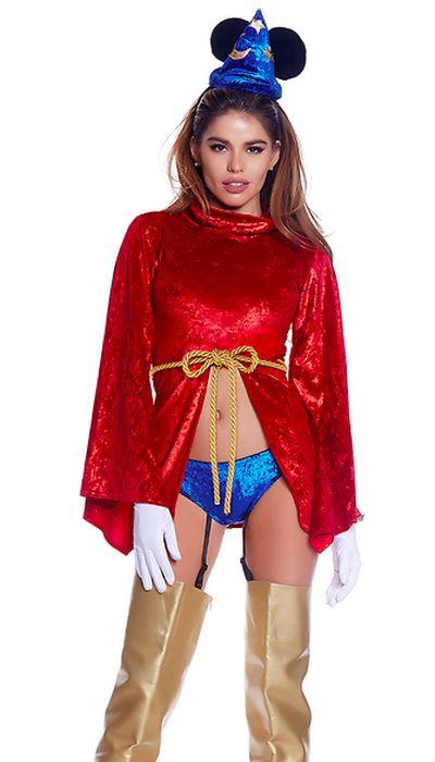 Странные и по-настоящему глупые наряды на Хэллоуин (20 фото)