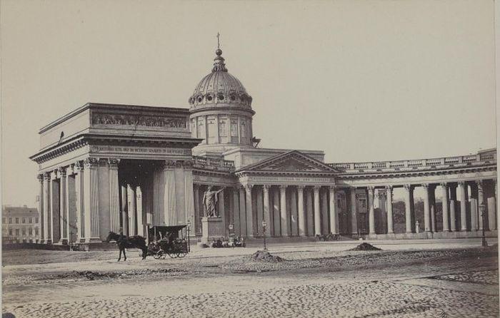 Санкт-Петербург и его окрестности, 1860-е годы (41 фото)