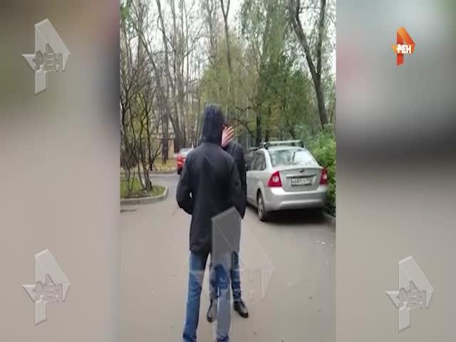 Драка водителей в Москве закончилась переломом позвоночника