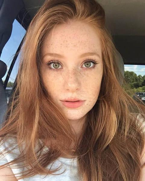 Красивые девушки (43 фото)