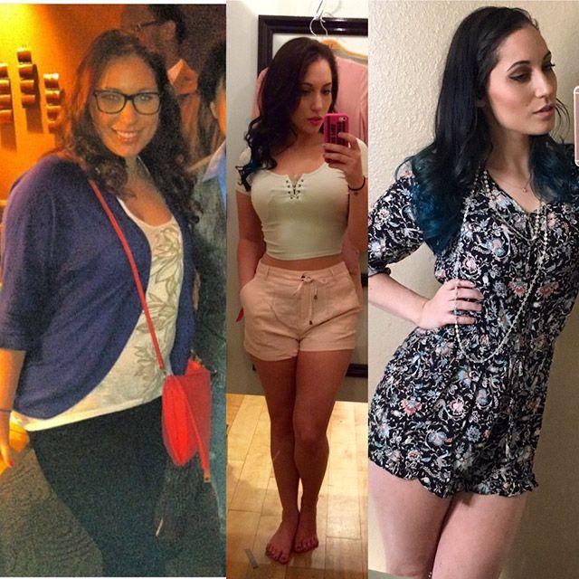 До и после похудения (26 фото)