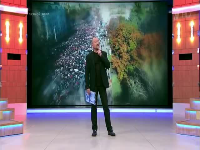 «Я убивал»: признание ведущего «Первого канала»