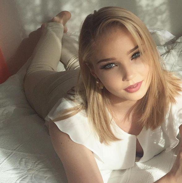 «Мисс Исландию» назвали слишком полной (16 фото)