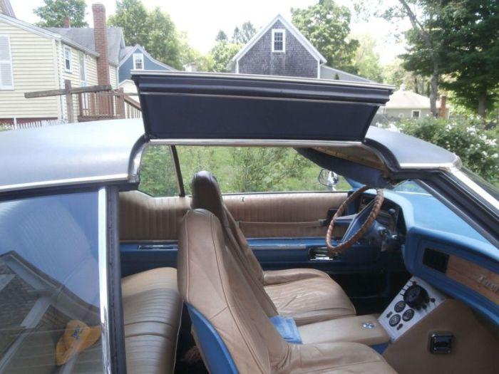 Прототип Tucker Torpedo на основе Buick Riviera 1971 года (18 фото)
