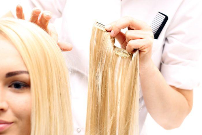 Откуда берутся парики и шиньоны (7 фото)
