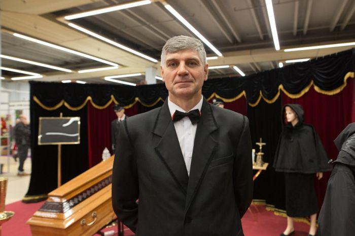 В Москве прошла похоронная выставка «Некрополь» (19 фото)