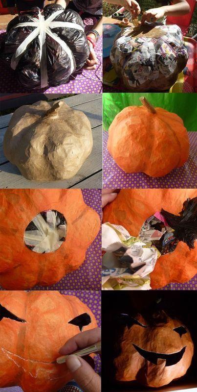 Декорации на Хэллоуин (13 фото)