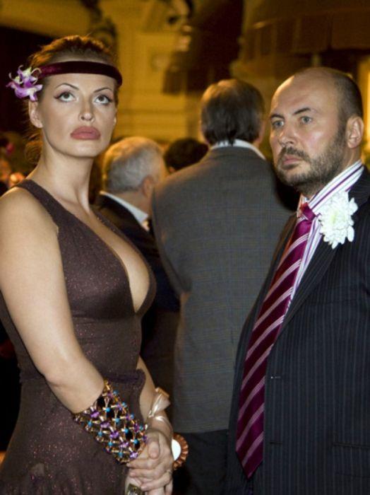 ирина виннер познакомилась муж усманов