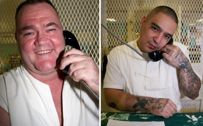 Последние улыбки перед казнью (11 фото)