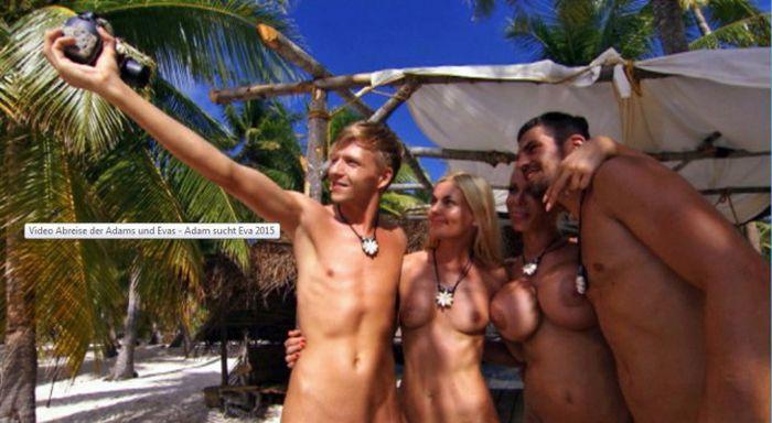 В Германии стартовало новое реалити-шоу «Адам ищет Еву» (12 фото)