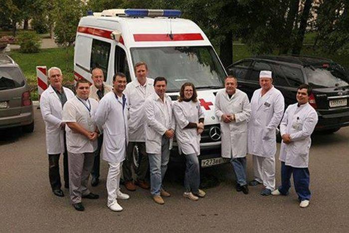 В Москве уникальная бригада сосудистых хирургов попала под сокращение (фото + текст)