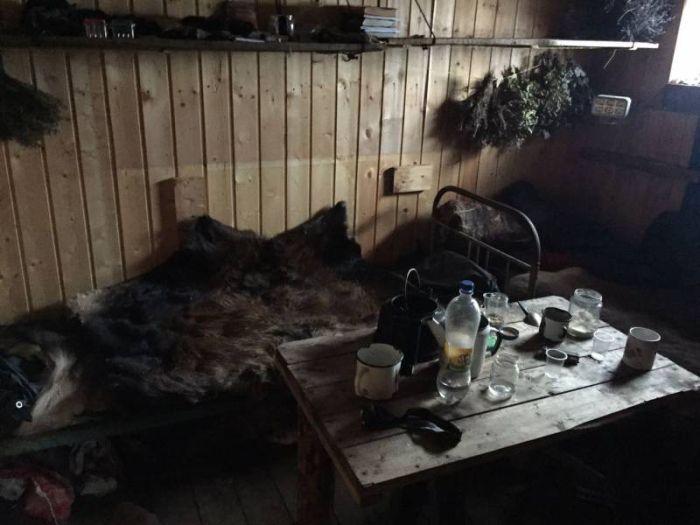 Воронежский путешественник более 100 дней ждет встречи с Лабынкырским чудовищем (10 фото)