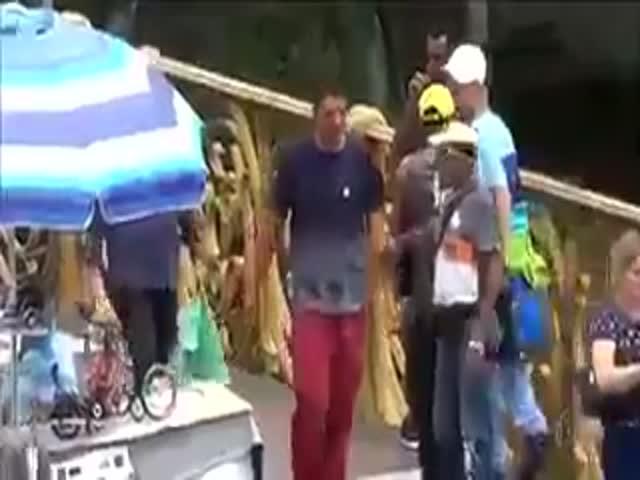 Как работают бразильские гопники